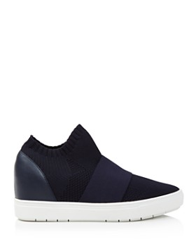 AQUA - Women's Foxy Slip-On Sneakers - 100% Exclusive