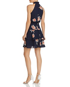 BB DAKOTA - Garden Variety Floral Popover Dress