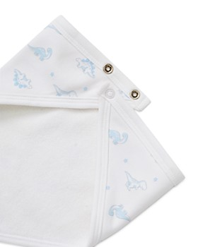 Little Me - Dinosaur-Print Bandana Bibs, Set of 3