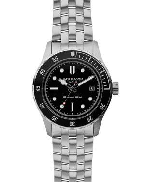 Jack Mason Diver Watch, 42mm