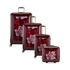 Ted Baker - Porcelain Rose Luggage Collection