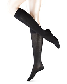 Falke Cotton Touch Knee High Socks - Bloomingdale's_0