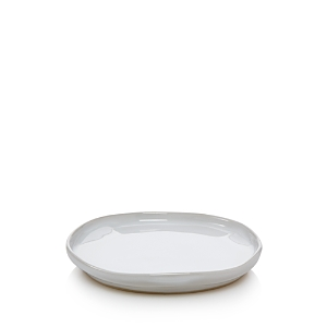 Vietri Bath Essentials White Gloss Round Tray - 100% Exclusive