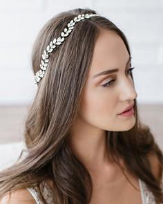 Brides and Hairpins - Alegra Halo Headpiece