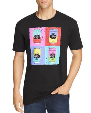 KID DANGEROUS BEERS POP GRAPHIC TEE