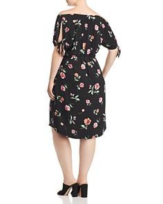 Estelle Plus - Meadow Off-the-Shoulder Dress