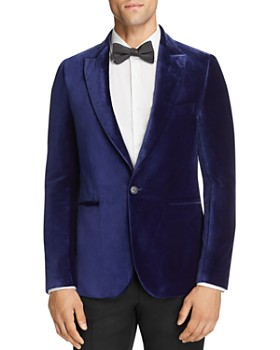 Paul Smith - Velvet Slim Fit Evening Jacket