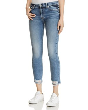 7 For All Mankind Roxanne Ankle Slim Jeans in Luxe Vintage Muse 3009771