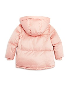 Armani - Girls' Puffer Jacket - Little Kid, Big Kid