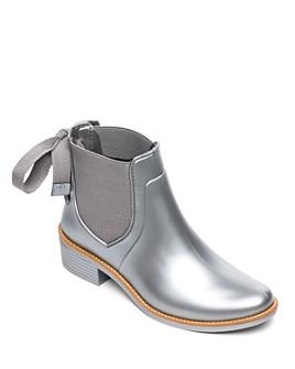 Bernardo - Women's Paxton Rain Bow Rain Booties