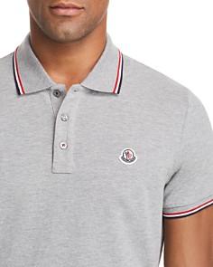 Moncler - Maglia Tipped Polo Shirt