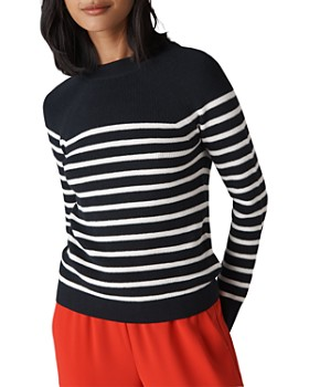 Whistles - Sailor-Style Sweater