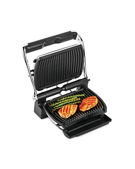 All-Clad - Electric Grill with Autosense