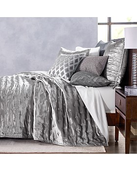 Hudson Park Collection - Woven Diamond Coverlets - 100% Exclusive