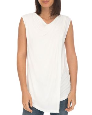 B COLLECTION BY BOBEAU NEVAEH COWL OVERLAY TANK