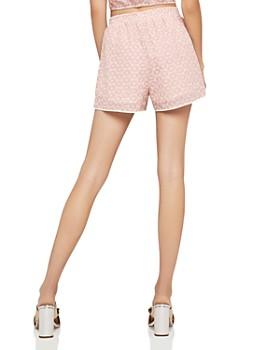 BCBGeneration - Daisy Eyelet Shorts - 100% Exclusive