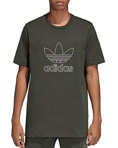 adidas Originals - Outline Logo Graphic Tee
