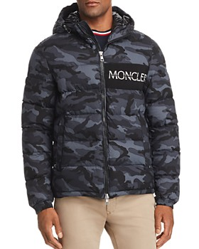 Moncler - Aiton Down Parka, Graphic Tee & Sweatpants