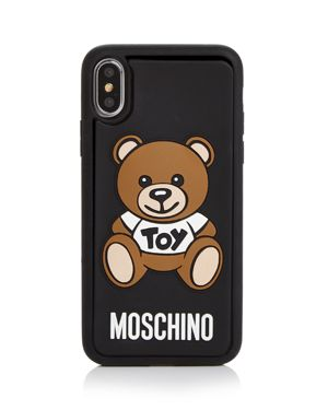 Moschino Toy Bear iPhone X Case 3040064