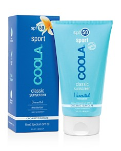 Coola Classic Sport Sunscreen SPF 50 Unscented - Bloomingdale's_0