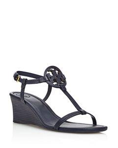 6ed2f53c24d4 Tory Burch Women s Miller Thong Sandals