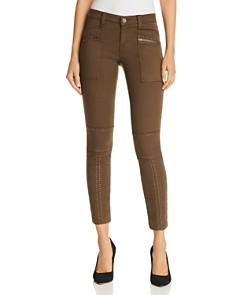 Joie - Hazina Studded Skinny Jeans in Fatigue
