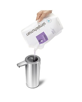 simplehuman - 9 oz. Sensor Soap Pump