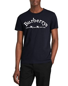 Burberry Logo Graphic Tee - Bloomingdale's_0