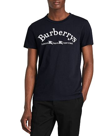 Burberry - Logo Graphic Tee