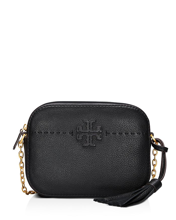 dc443b4fdd54 Tory Burch - McGraw Leather Camera Bag