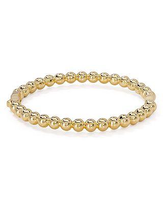Kate Spade New York Ball Hinged Bangle Bracelet Bloomingdale S