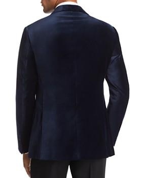 Emporio Armani - G-Line Velvet Tailored Fit Jacket