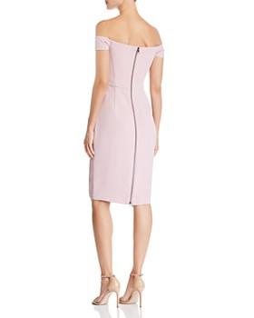 Adelyn Rae - Veronique Off-the-Shoulder Dress