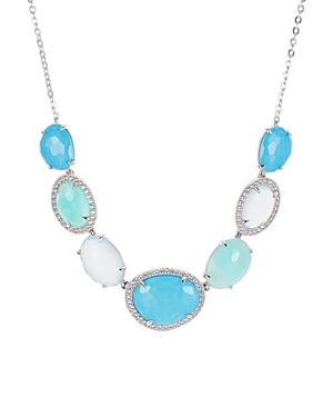 Nadri Isola Turquoise Necklace, 14