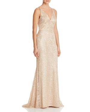 AVERY G LACE GOWN