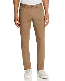 Theory - Haydin Writer Slim Straight Fit Pants