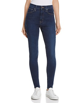 Levi's - Mile High Super Skinny Jeans in Jetsetter