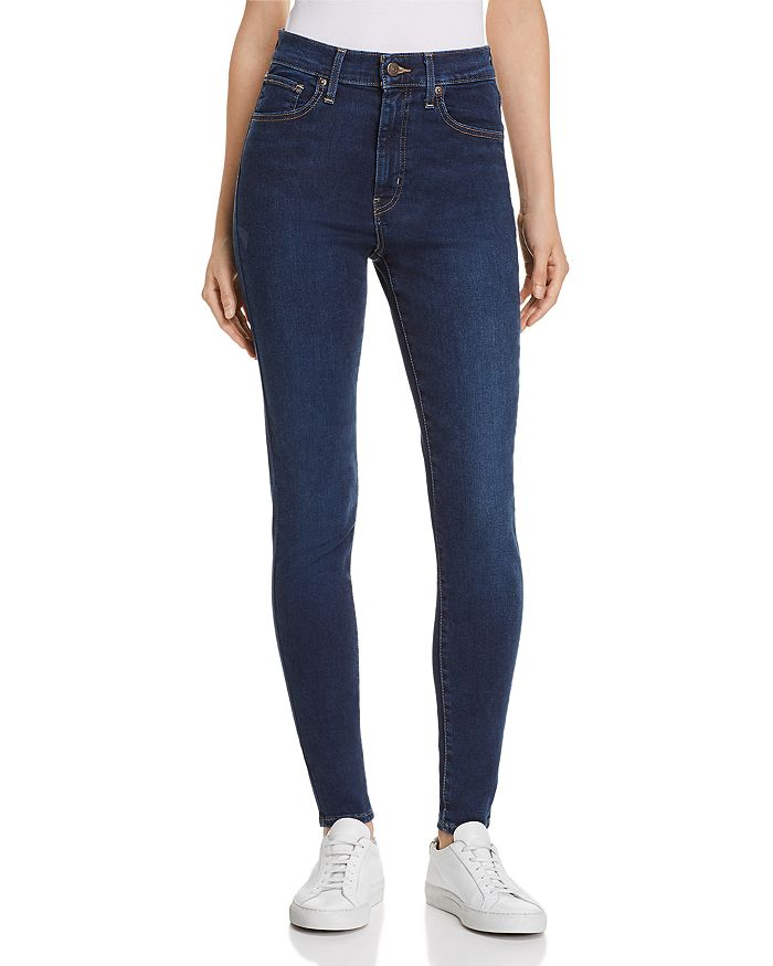 7b09afa86c9 Levi's Mile High Super Skinny Jeans in Jetsetter | Bloomingdale's