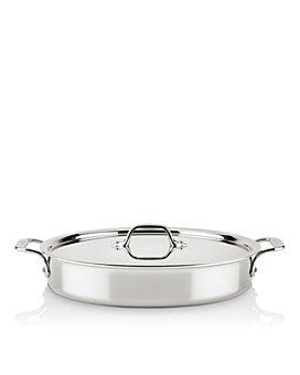 All-Clad - d3 Compact 4.5-Quart Sear & Roast Pan