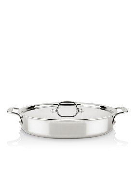 All-Clad - d3 Compact 4.5-Quart Sear & Roast Pan