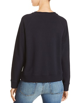 MOTHER - The Square Girl Crush Sweatshirt