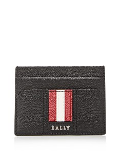 Bally - Taclipos Money Clip Leather Card Case