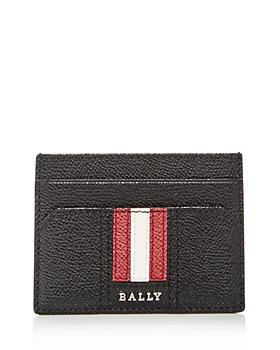 Bally - Taclipos Money Clip Leather Card Case