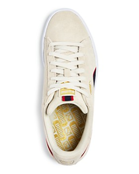 PUMA - Men's Classic Sport Suede Lace Up Sneakers