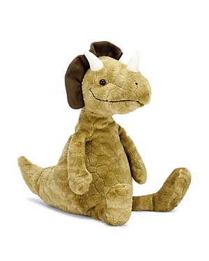Jellycat Trevor Triceratops - Ages 0+