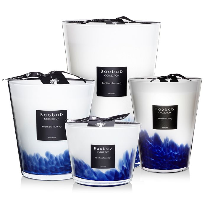 Baobab Collection - Feathers Touareg Candles