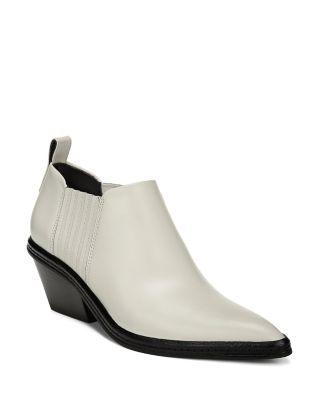 Women's V Farly Suede Ankle Booties by Via Spiga