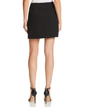 Rebecca Minkoff - Stevia Lace-Up Detail Skirt