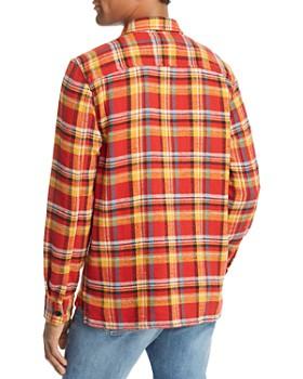 FRAME - Flannel Shirt Jacket