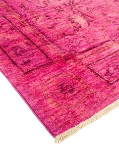 """Solo Rugs - Vibrance 36 Hand Knotted Area Rug, 5' 3"""" x 7' 5"""""""
